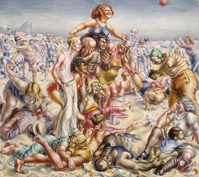 Paul-Cadmus-Coney-Island-1935