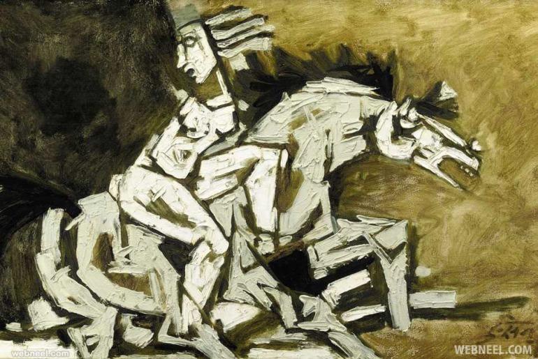 maqhusain-painting